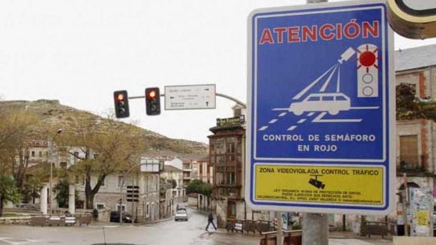 Todos los radares de semáforo en rojo de Madrid