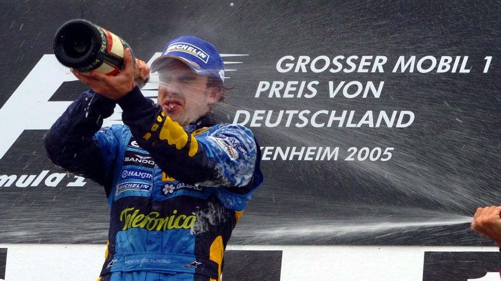 Gran Premio de Alemania de F1: Fernando Alonso y Hockenheim