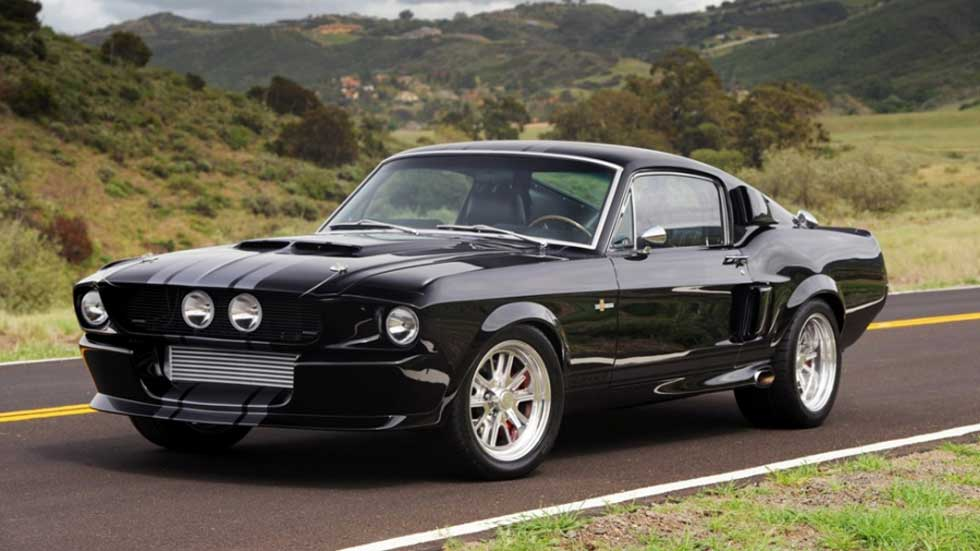 mustang shelby gt500 cr as es eleanor en el siglo xxi. Black Bedroom Furniture Sets. Home Design Ideas