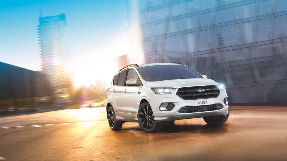 Ford Kuga ST-Line: el lado más deportivo de un SUV