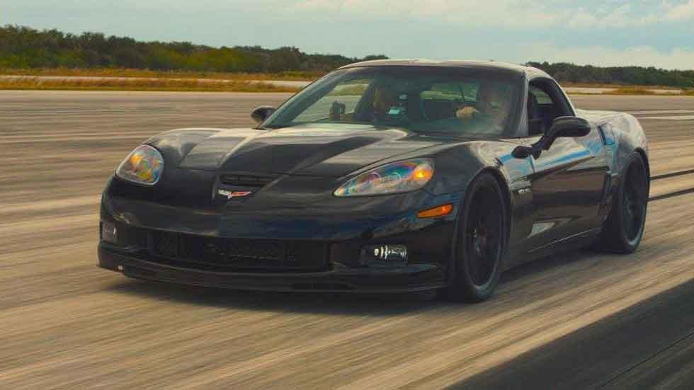 Genovation GXE bate el récord de velocidad de un coche eléctrico (vídeo)
