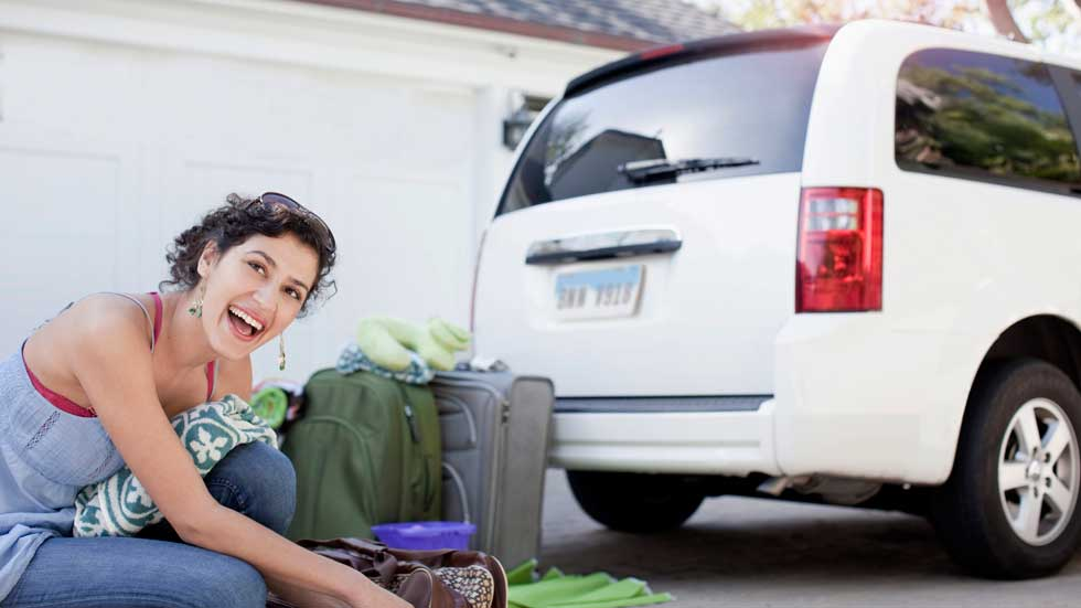 ¿En qué casos el coche interesa o no para viajar?