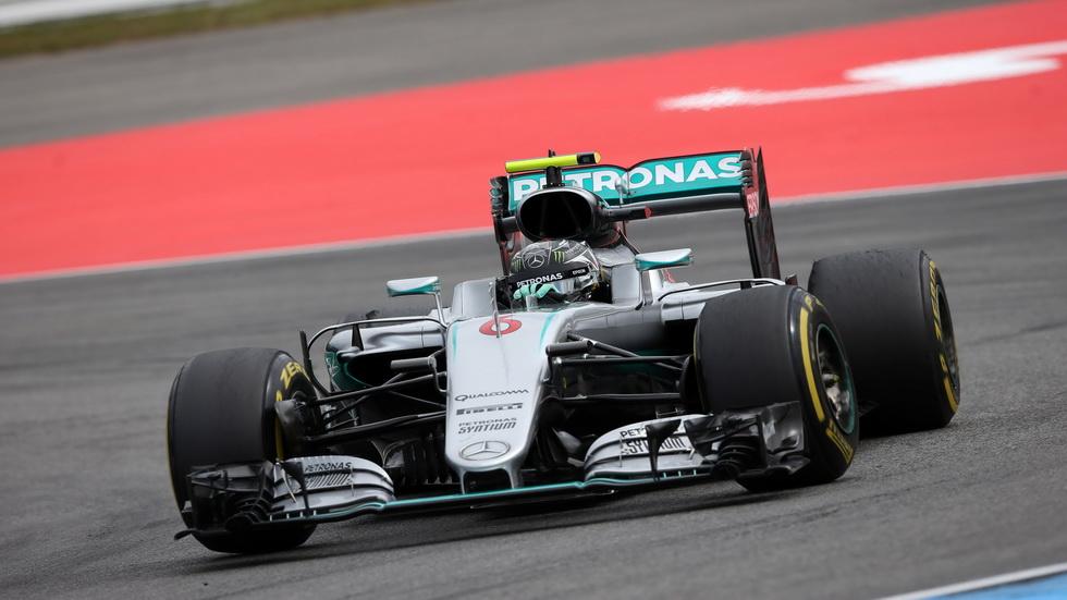Gran Premio de Alemania: Segunda sesión entrenamientos libres