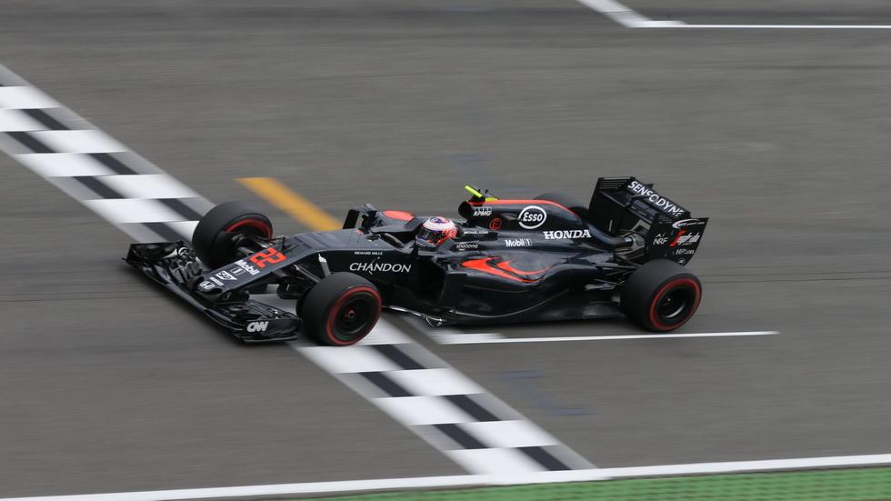 Gran Premio de Alemania: Jenson Button autorizado para correr por la FIA