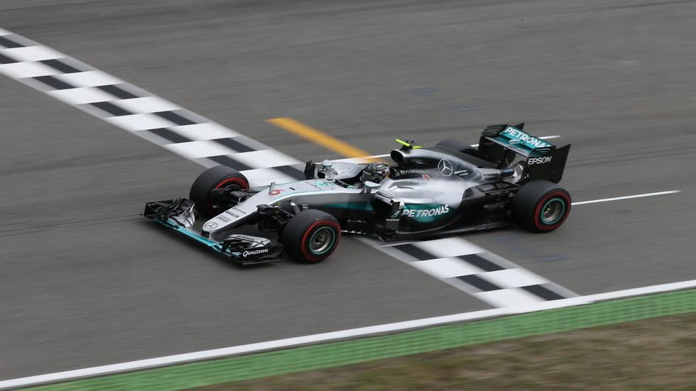 Gran Premio de Alemania: Calificación
