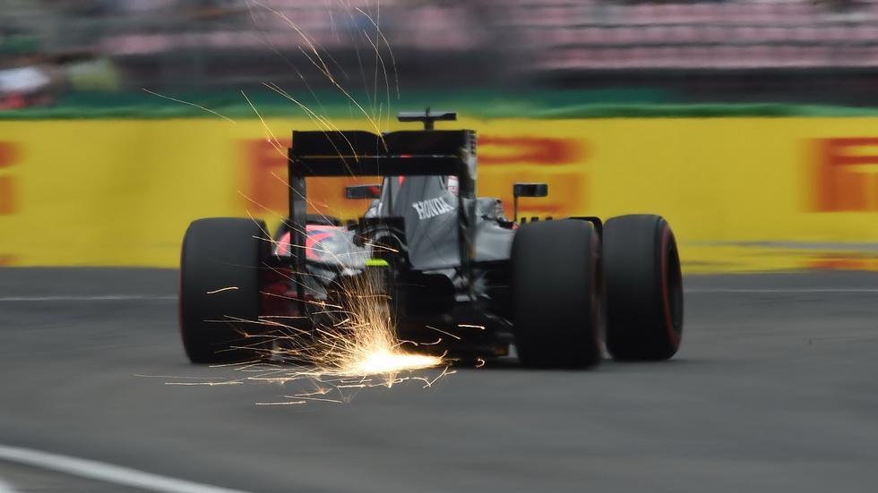 Gran Premio de Alemania: Fernando Alonso se quedó fuera de la Q3
