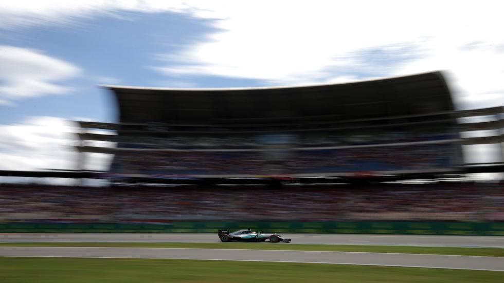 Gran Premio de Alemania: Carrera