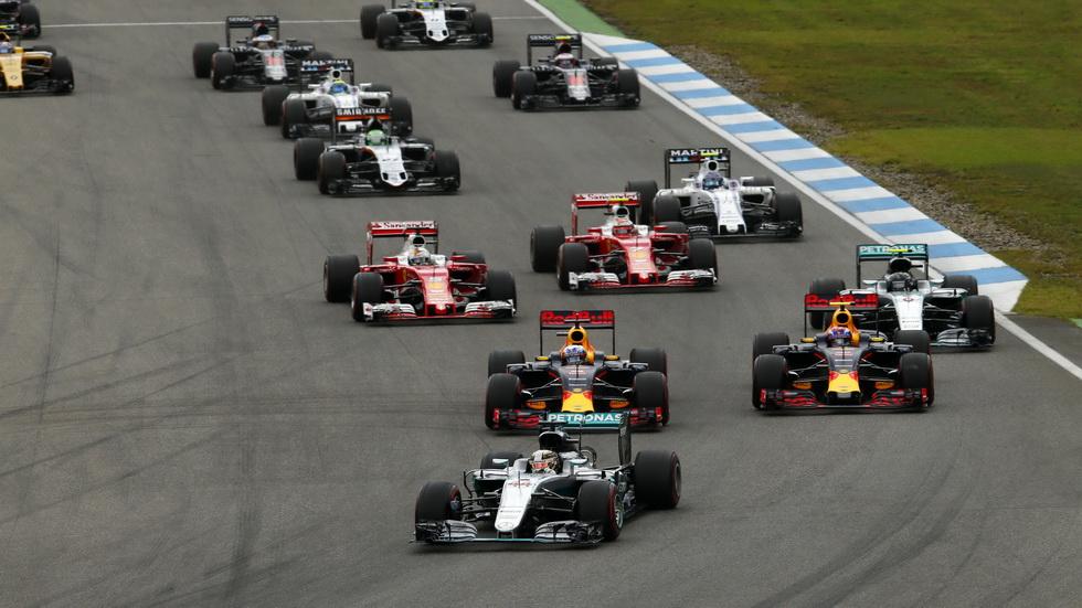 Gran Premio de Alemania: Nico Rosberg fue cuarto