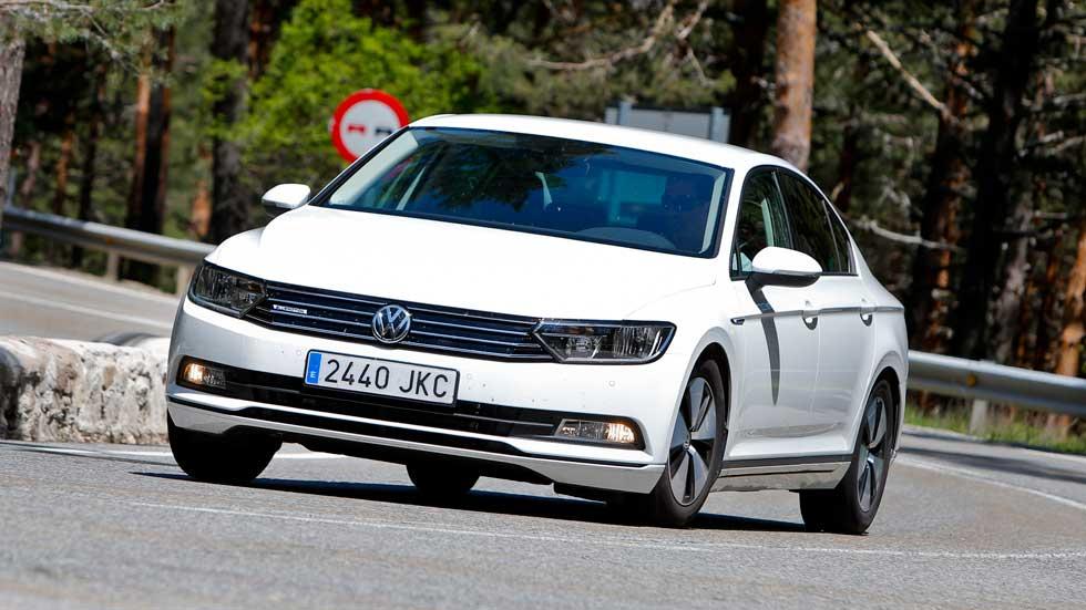 Consumos reales de coches: VW Passat 1.6 TDI 120 CV BlueMotion