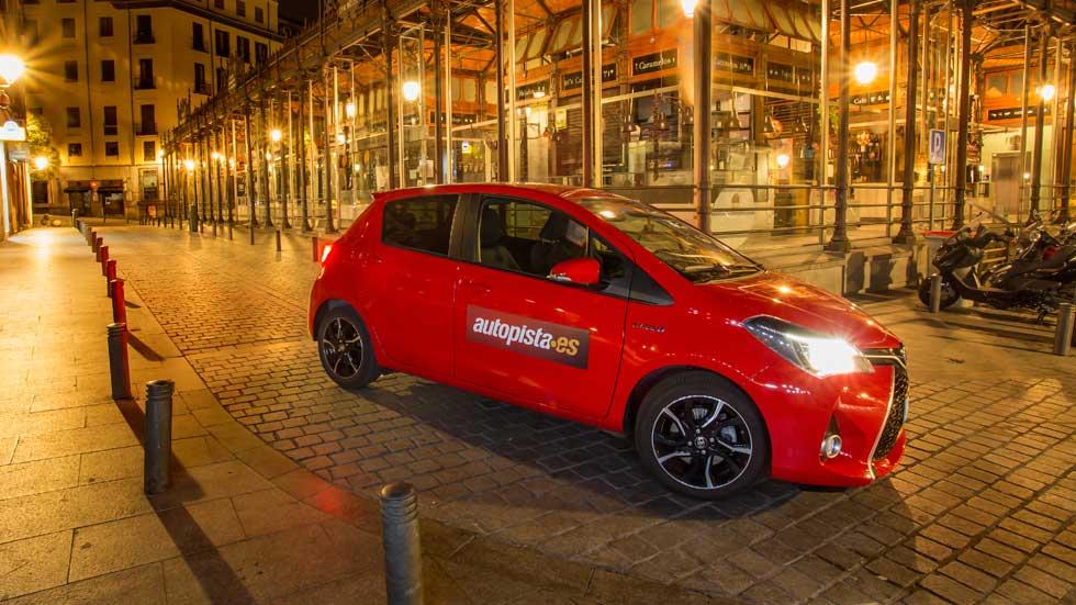 Toyota Yaris Hybrid: 24 horas de conducción y ¿1 litro de consumo por hora?