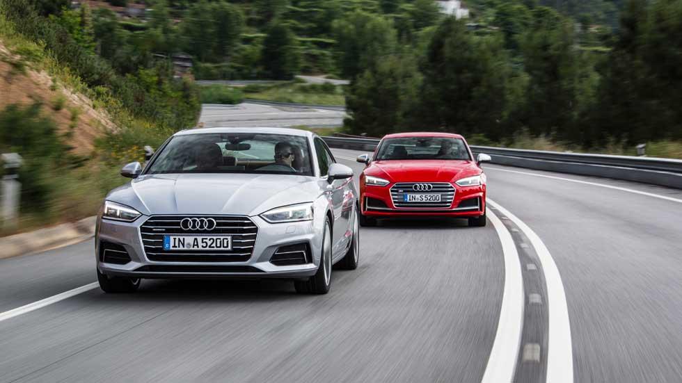 Audi A5 y Audi S5 2016, precios para España