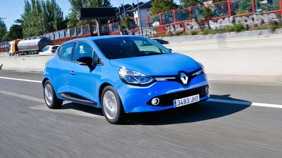 Consumos reales de coches: Renault Clio 1.5 dCi de 90 CV