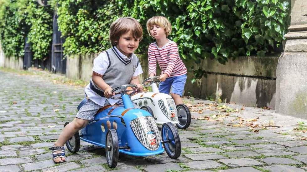 Cochecitos y miniaturas: los nuevos juguetes de Peugeot
