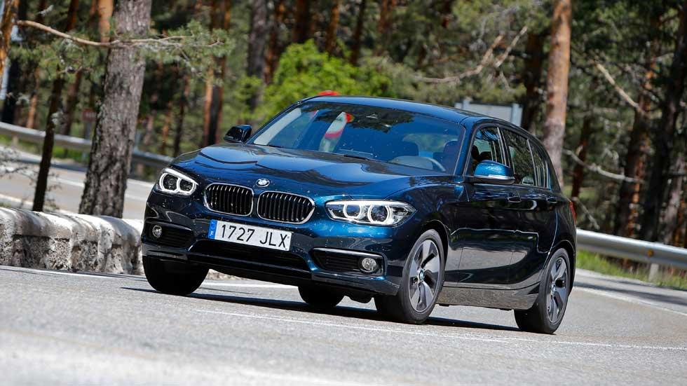 Consumos reales de coches: BMW 116d Efficient Dynamics
