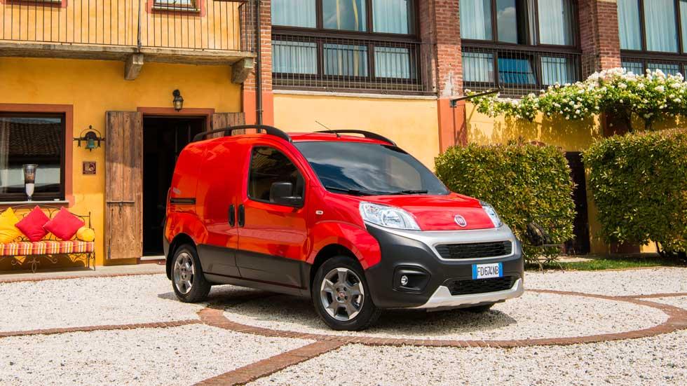 Fiat Fiorino 2016: nuevos motores Euro 6 y cambio Comfort-Matic