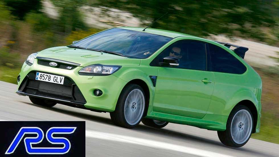 Ford Focus RS MK1 y MK2: deportivos de segunda mano muy interesantes