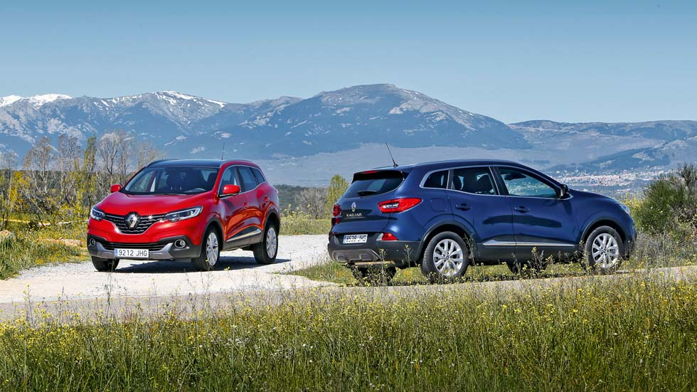 Guía de compra: ¿qué Renault Kadjar elegir?
