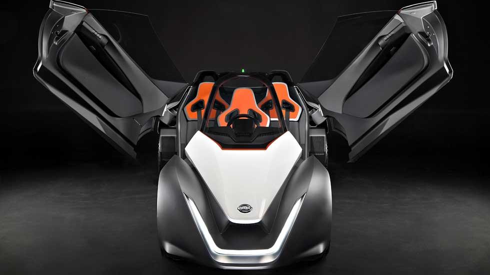 Nissan Bladeglider: el deportivo eléctrico de los Juegos Olímpicos de Río