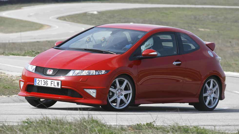 honda civic type r 2007 2010 un deportivo de segunda mano que enamora. Black Bedroom Furniture Sets. Home Design Ideas