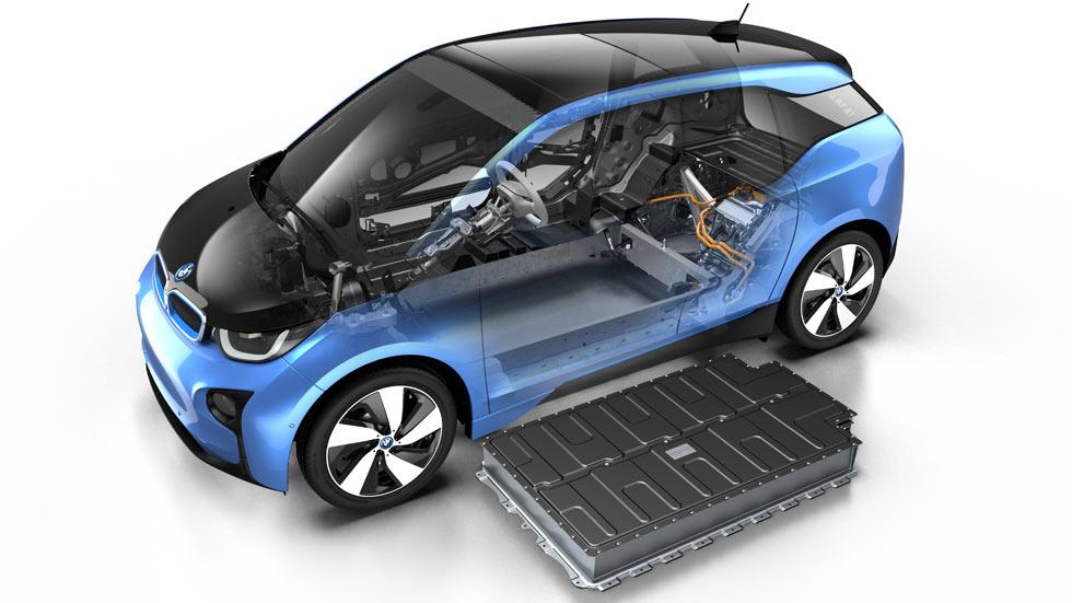 Precios del BMW i3 94Ah: ahora, con 300 km de autonomía