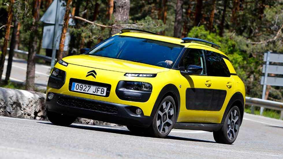 Consumos reales de coches: Citroën C4 Cactus 1.6 BlueHDI 100 CV