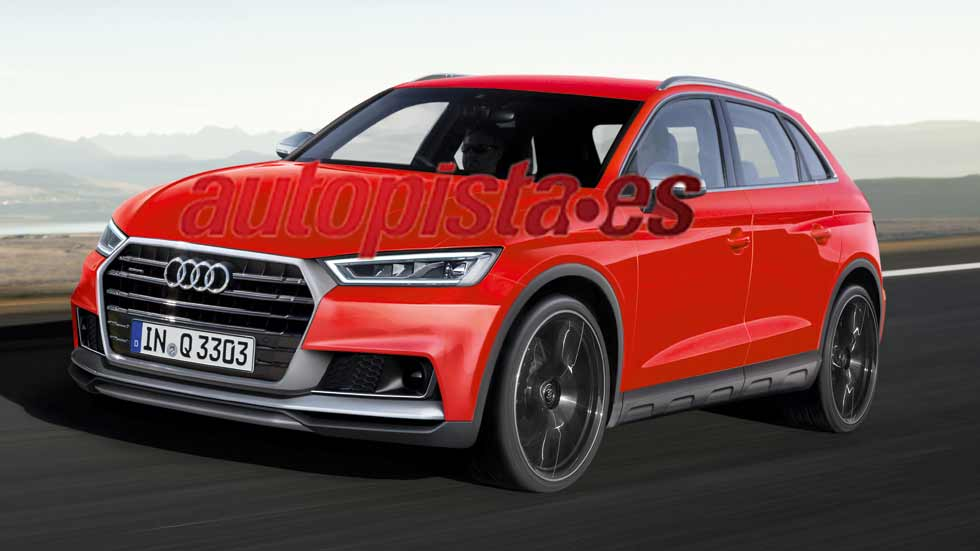 Revista Autopista 2971: así será el nuevo Audi Q3