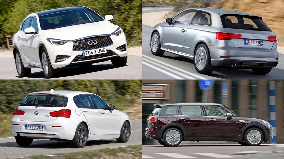 Los 10 coches de lujo m s baratos menos de euros for Lujo barato