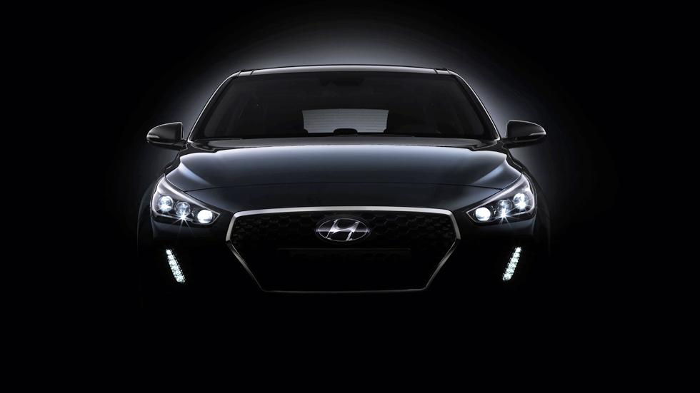 Nuevo Hyundai i30 2017: primera foto