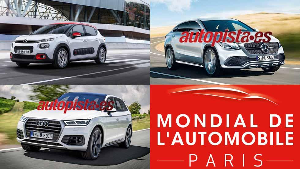 Sal n de par s 2016 todas las novedades de coches for Salon paris 2016