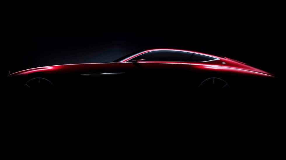 Nuevo Mercedes Maybach Concept, primera imagen