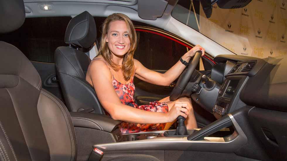 Mireia Belmonte Hablamos Con La Deportista De Oro Noticias Autopista Es