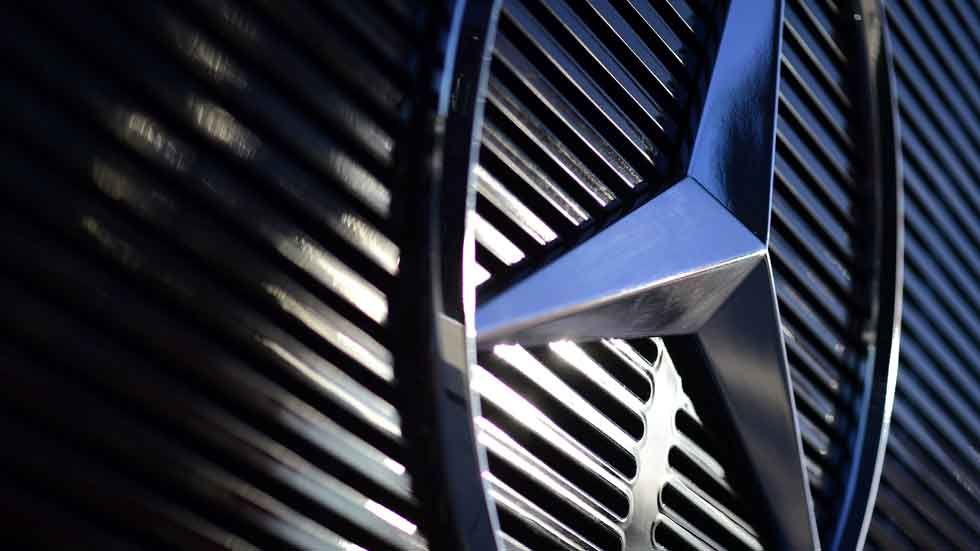Mercedes registra el nombre EQ para sus nuevos coches eléctricos
