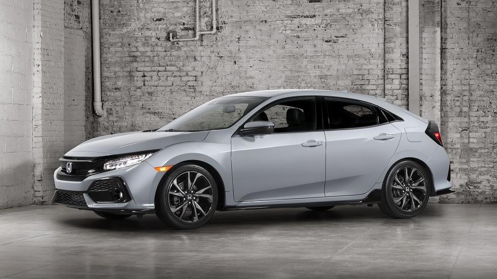 Nuevo Honda Civic 5 puertas: llegará a principios de 2017