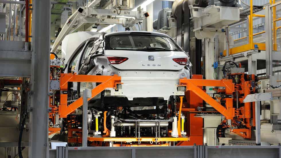 Seat Martorell, la fábrica que más coches produce en España