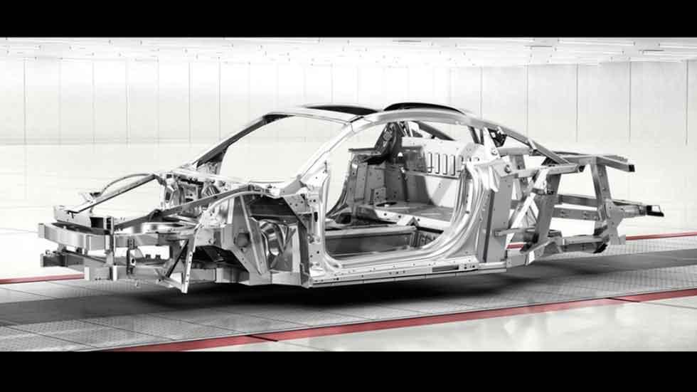 Investigan con coches más ligeros para ahorrar combustible