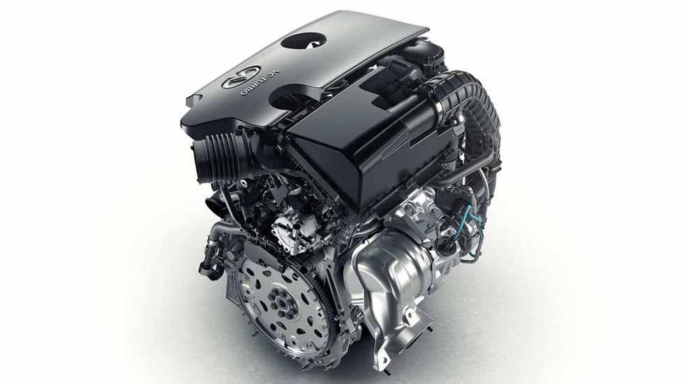 Infiniti y su revolucionario motor de gasolina de compresión variable