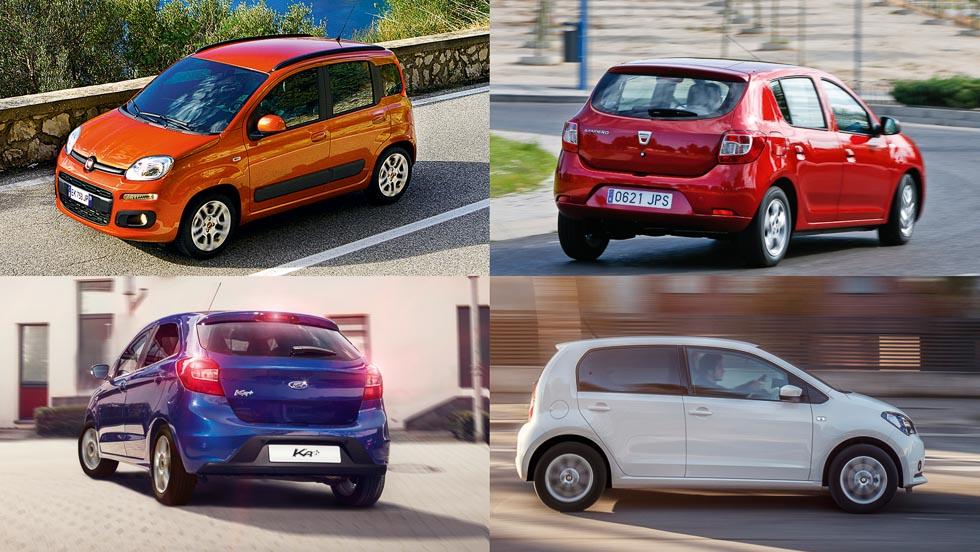 Los coches más baratos en España: ¡menos de 10.000 euros!