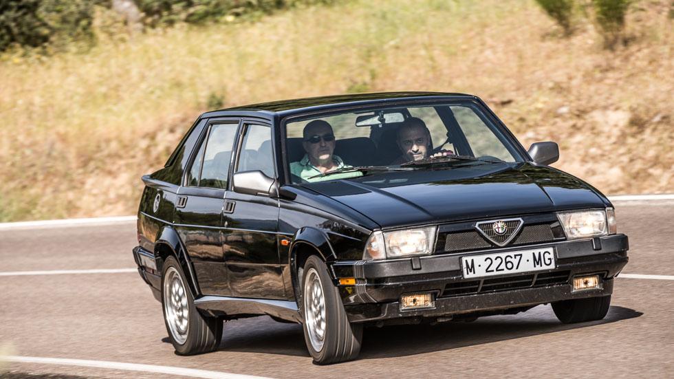 Alfa Romeo 75 V6 QV: un deportivo de culto que enamoró en los 90