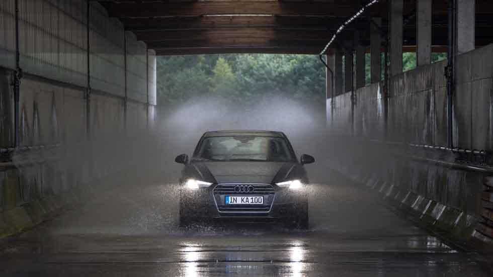 Un test de 19 semanas simula la vida entera de un coche
