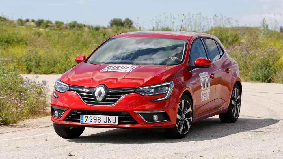 Prueba de 50.000 km al Renault Mégane 1.6 dCi: paso del ecuador