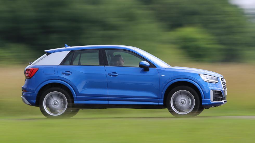 Audi Q2 2.0 TDI Quattro: probamos y medimos el nuevo SUV
