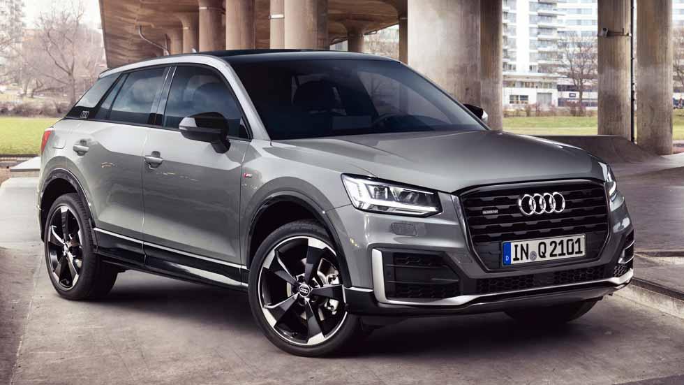 Audi Q2 Edition #1: así es la nueva serie especial deportiva