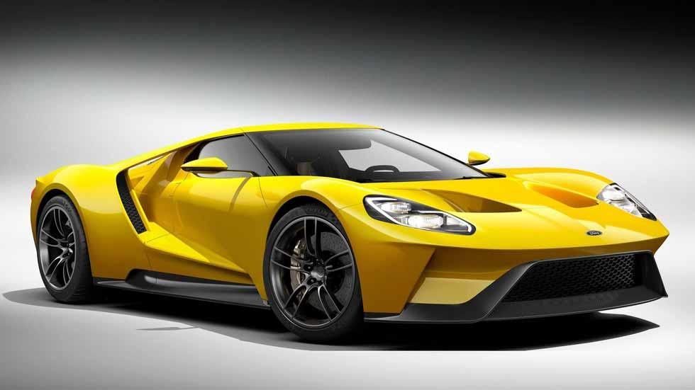 El Ford GT, todo un éxito: ¡se fabricará cuatro años!