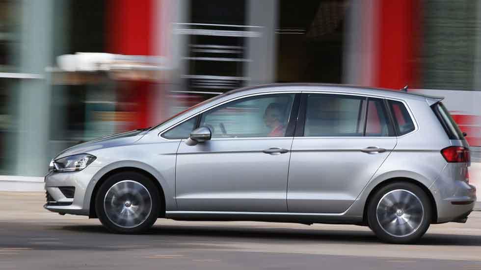 La producción del Volkswagen Golf, paralizada