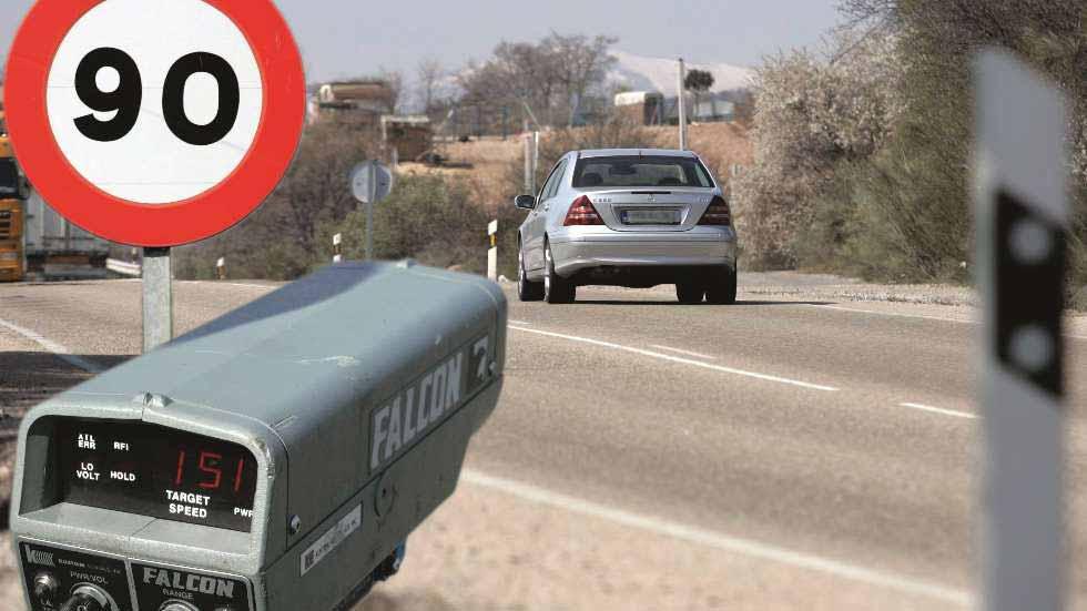 Los nuevos radares y cámaras que empiezan a multar ya