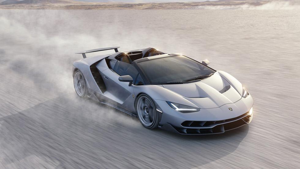 Lamborghini Centenario Roadster: ¡sólo para 20 afortunados!