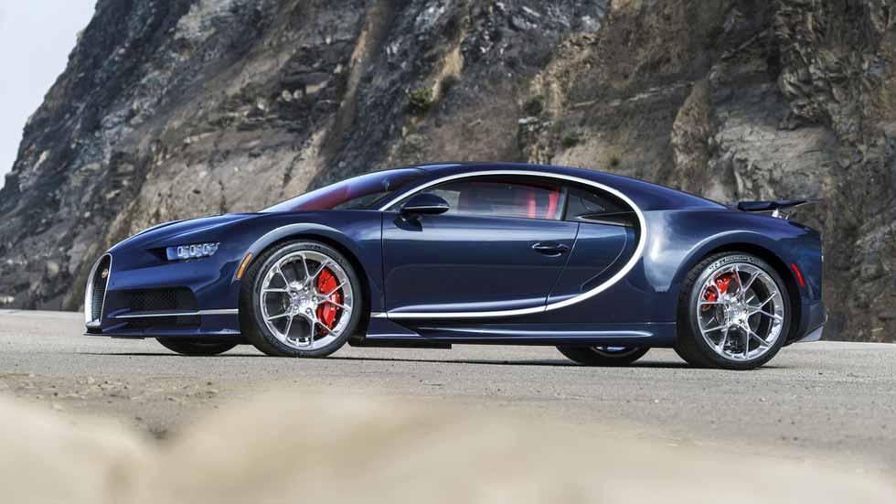 Bugatti ya ha vendido 200 de 500 Chiron