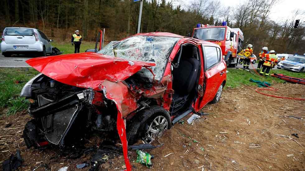 Qui nes se accidentan m s los conductores espa oles o for Motores y vehiculos nj