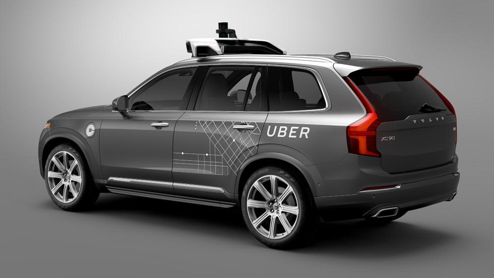 Volvo y Uber se alían para lanzar un coche autónomo