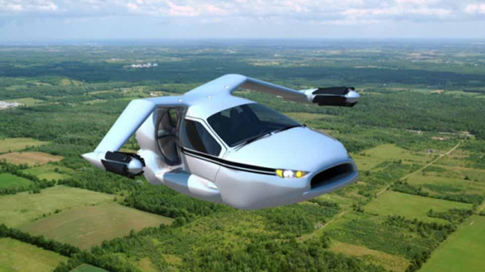 Airbus fabricará un coche volador y autónomo en 2017